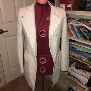 NWOT Zara Coat
